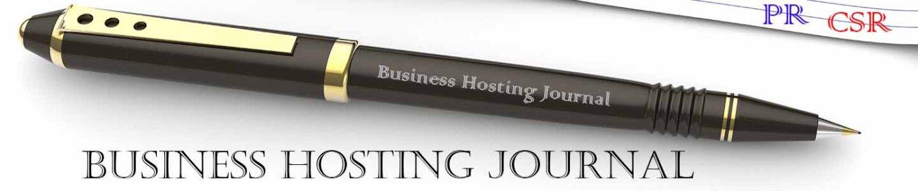 Business Hosting Journal